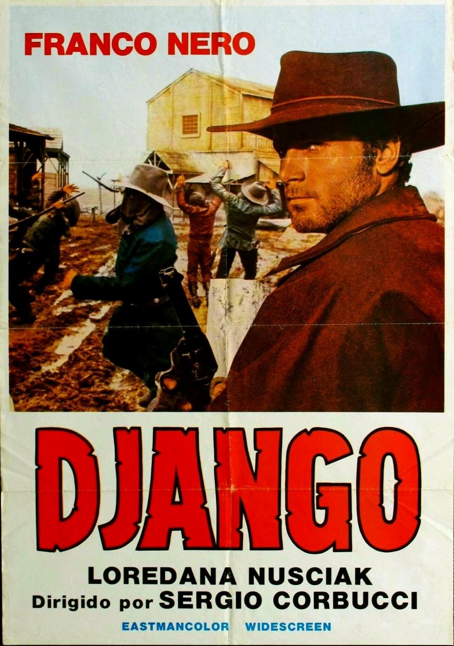 El autentico Django - Franco Nero